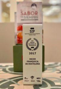 La Franquicia Volapié, premio a la mejor franquicia de hostelería 5