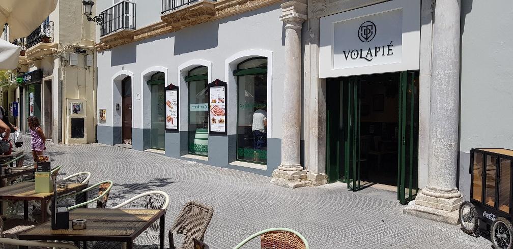 La franquicia Volapié abre un nuevo local franquiciado en Cádiz 4