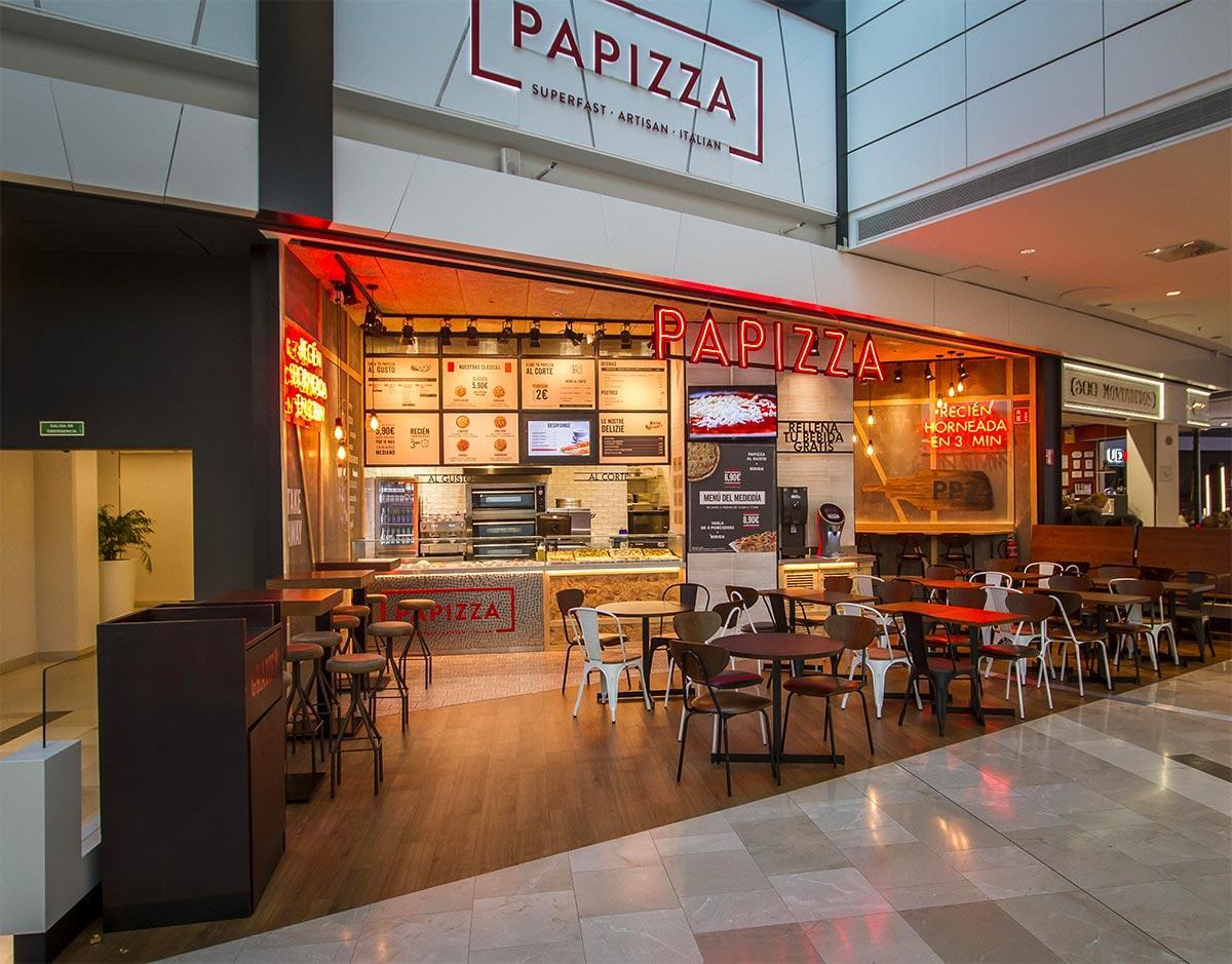 """""""Papizza al Gusto"""", el arte de una pizza recién hecha en tres minutos - Franquicias de Restauración líderes en España. Abre tu restaurante 4"""