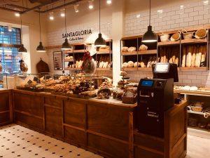 La franquicia Santagloria estrena nueva imagen en sus locales 5