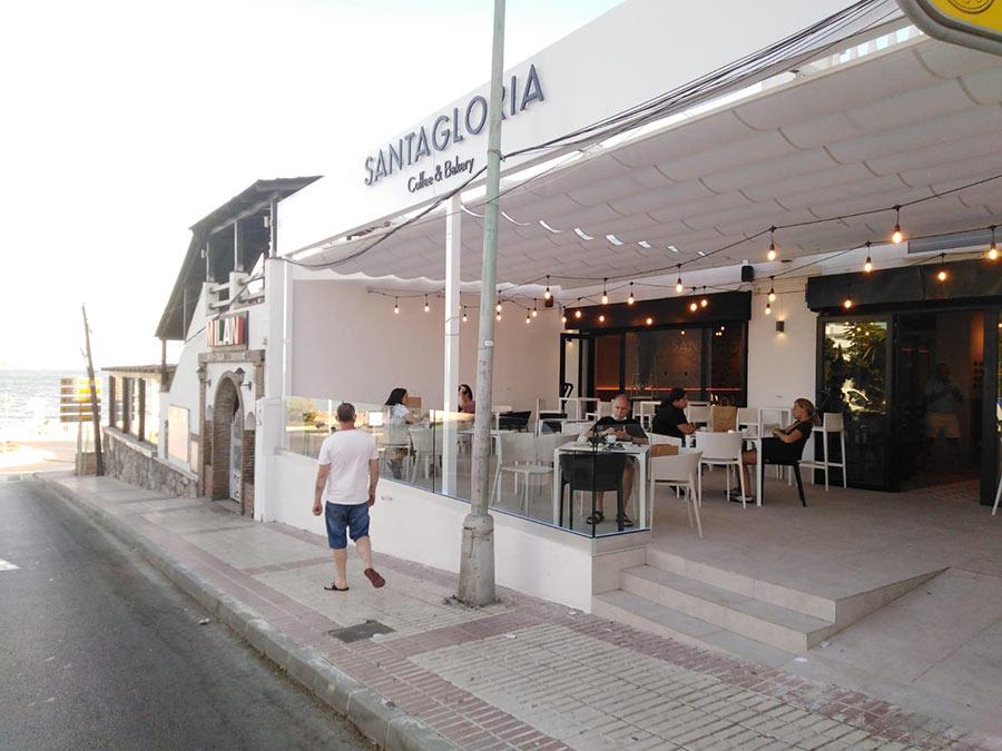 santagloria franquicia